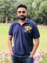 Keep working hard, Says Pollywood film director Paramjit Singh