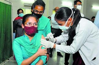 25.9 pc population jabbed in Jalandhar district