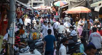 Jalandhar residents don't care two hoots about Covid norms
