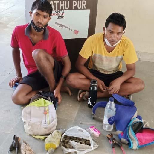 2 nabbed for hunting birds in Gurugram, fined