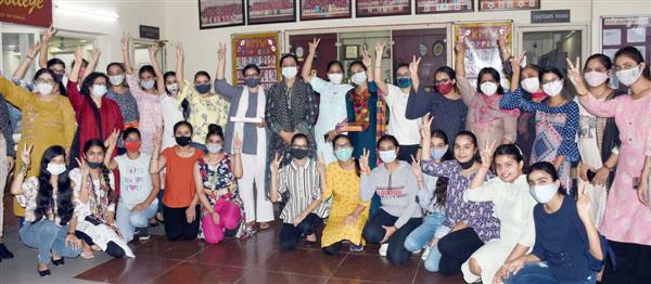Jalandhar schools shine in CBSE Class XII results