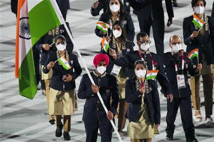 Japan's emperor Naruhito declares Tokyo Olympics open