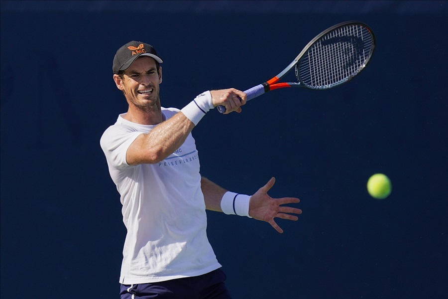 Andy Murray faces tough first hurdle in bid for Olympic hat-trick