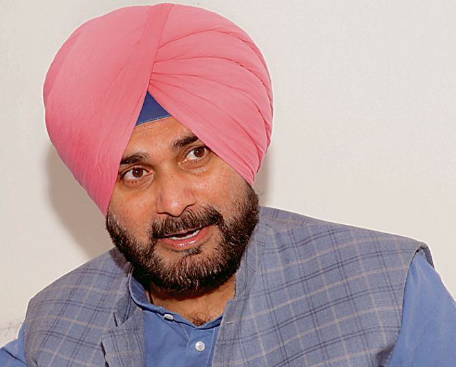 Opposition parties reaction to Sidhu