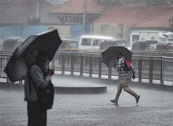 Rain fury: Train services hit in Maharashtra's Konkan, 6,000 passengers stranded