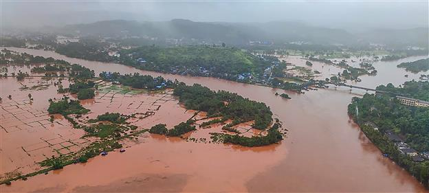 Maharashtra rain fury: 36 people die after landslide in coastal Raigad district