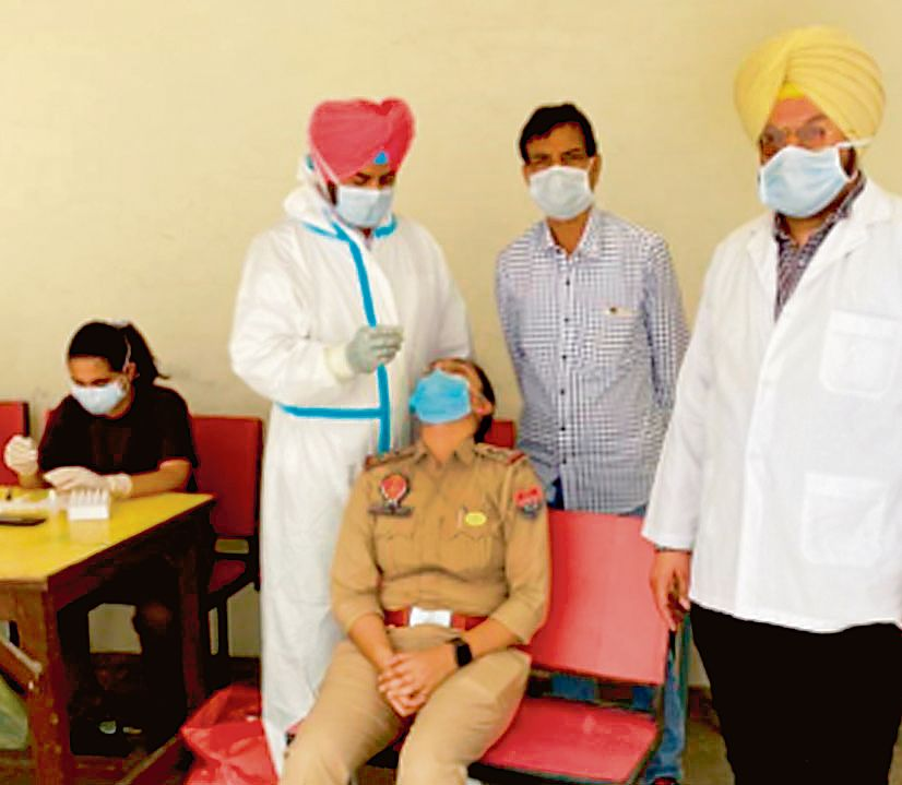 Health Dept declares macro-containment zone at Ichhewal village after 5 test positive