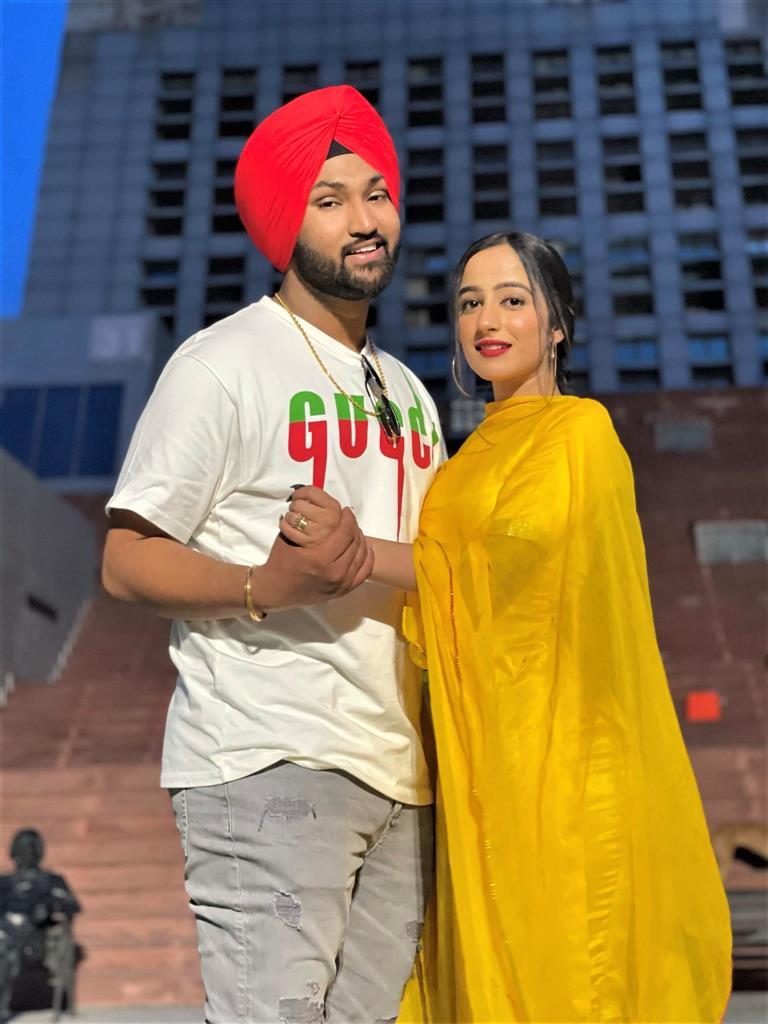 Mansimran Sandhu's new song Peg La Ke releases today