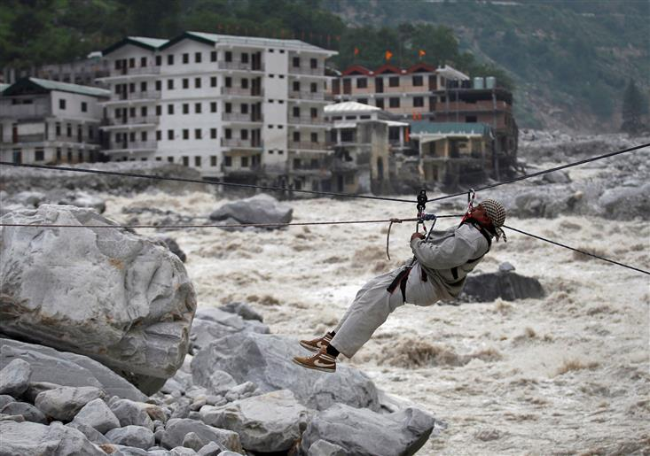 Landslides following heavy rains leave 150 people stranded in Champawat
