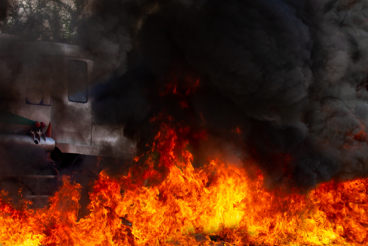 7 killed in fire, explosion caused by LPG cylinder leakage in Gujarat