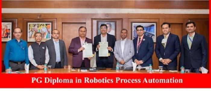 PG Diploma in Robotics Process Automation