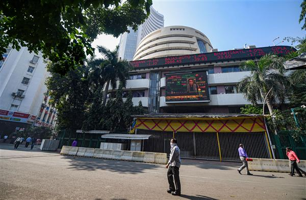 Sensex extends losses for third day; Asian Paints rallies 6 pc on earnings boost