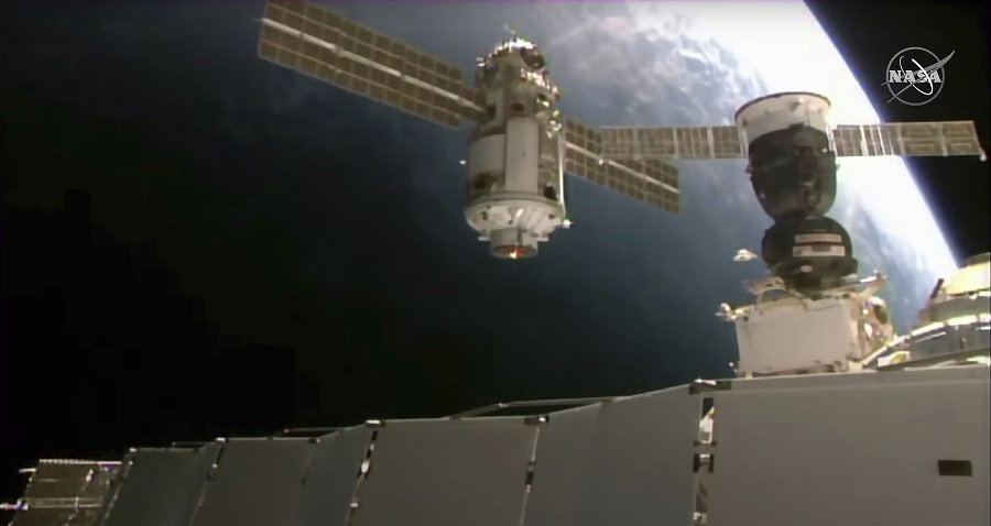 'Don't worry!' says Moscow after space station thrown off course
