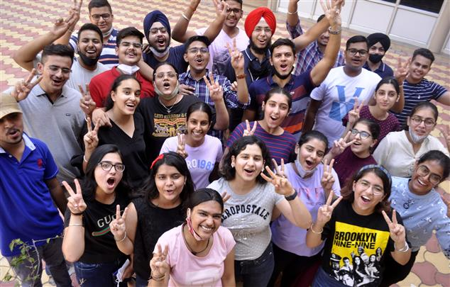 Class XII results: Ludhiana girl tops state with 99.8% marks