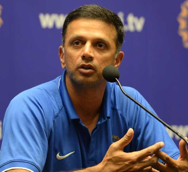 India responded like champions, says Dravid in dressing-room speech