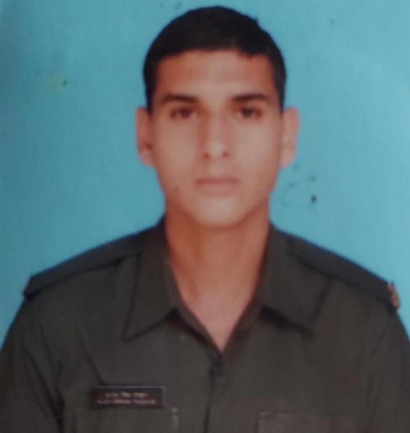 Army jawan from Himachal dies in accidental mine blast in J-K