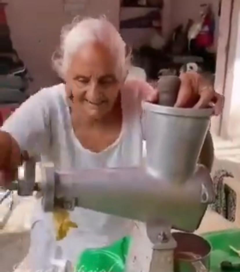 Video of elderly Amritsar woman selling juice goes viral, help pours in on social media