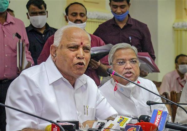 Karnataka CM Yediyurappa hints at stepping down, says will abide by BJP high command decision