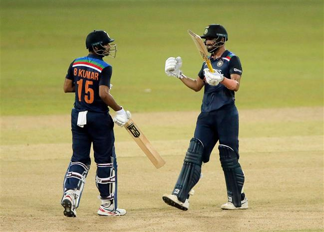 Rahul Dravid's belief in his batting pushed him to perform, says Deepak Chahar