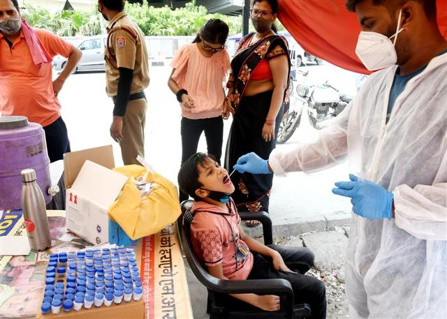 India reports 39,361 new Covid cases, 416 more deaths
