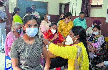 8 test positive in Ludhiana district
