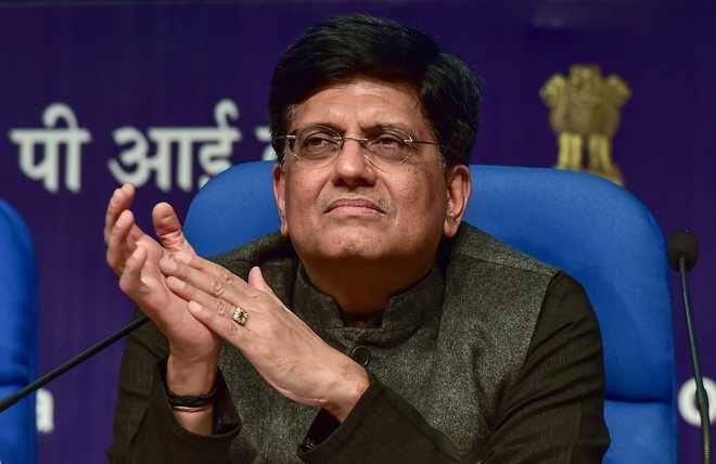 Piyush Goyal is Leader of Rajya Sabha
