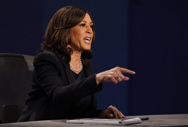 A book on the rise of Indian-Americans inspired by Kamala Harris