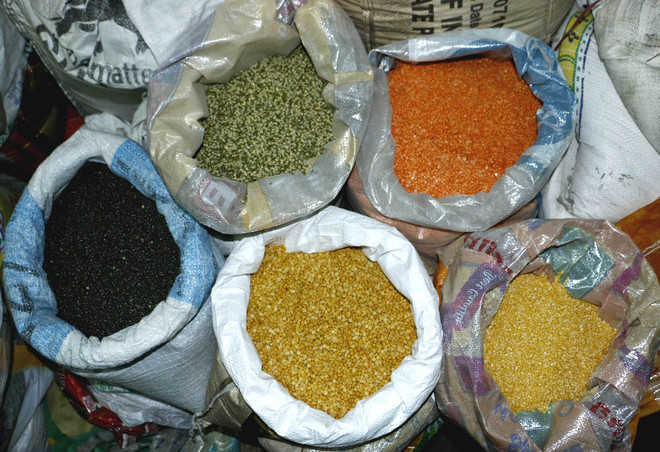 From paddy to pulses