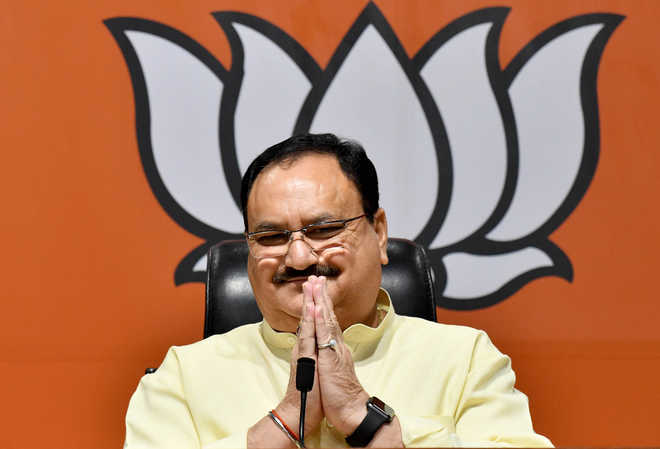 Room of Vajpayee and Advani in Parliament allotted to JP Nadda