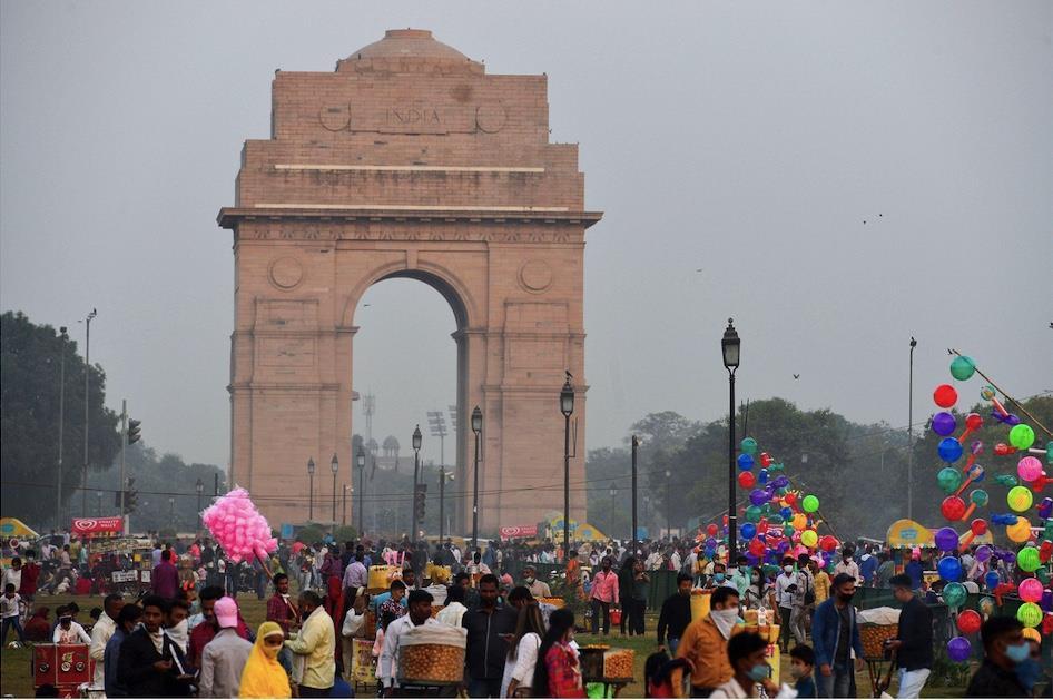 Delhi registers minimum temp of 28 degrees Celsius