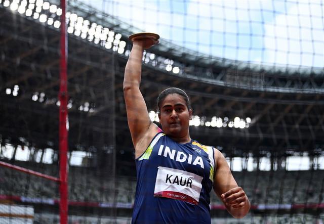 Muktsar girl Kamalpreet Kaur qualifies for women's discus throw finals at Tokyo Olympics