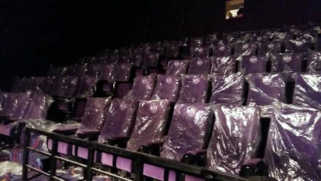 Portable theatres become Covid-19 vaccination centres in Delhi