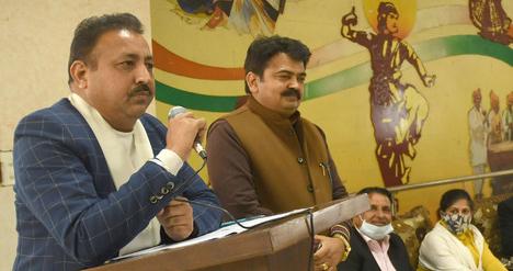 Kajehri village locked down for Chandigarh Mayor's visit, locals irked
