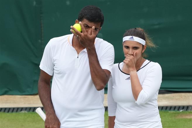 Indian Tennis Association condemns Rohan Bopanna, Sania Mirza tweets on Tokyo games qualification