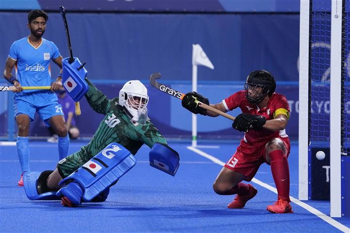 Tokyo Olympics: India beat Japan 5-3 in men's hockey, Sindhu storms into semifinals