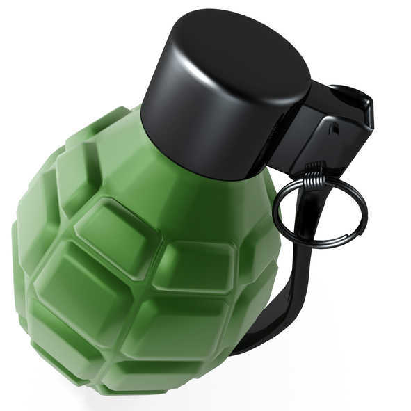 Terrorists lob grenade towards police team in Baramulla, no damage caused