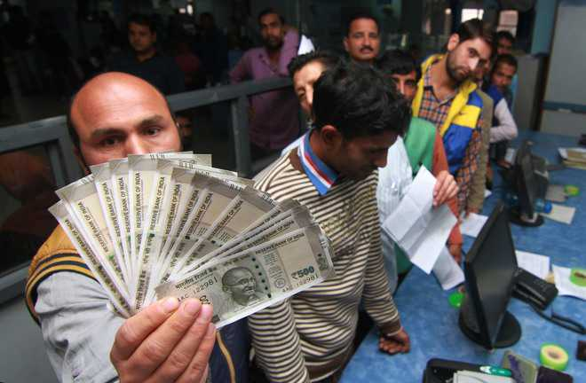 Banks to insure deposits up to Rs 5 lakh