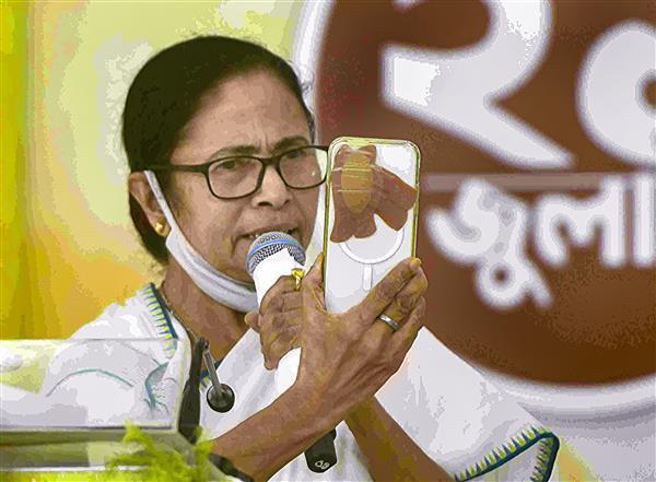 Pegasus snoopgate worse than Watergate: Mamata Banerjee