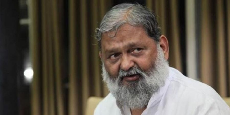 Haryana Home Minister Anil Vij says officers creating 'rivalry' between him and CM Khattar