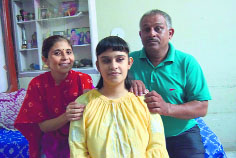 This visually impaired Mohali girl eyes bright future with 86% marks