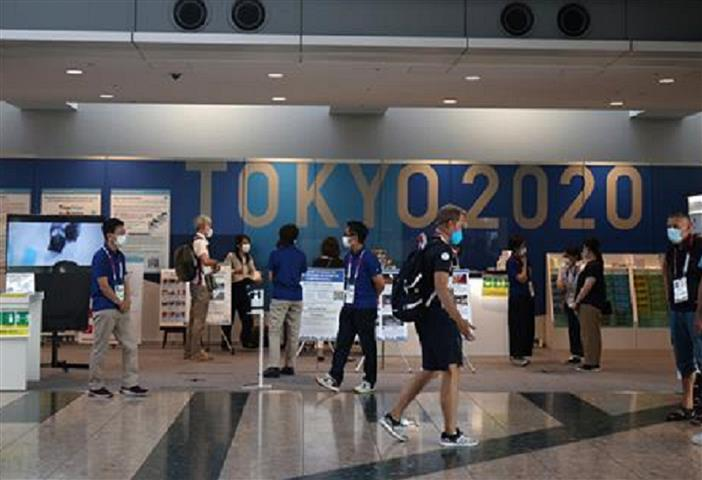 WHO says virus risk inevitable at Tokyo Olympics