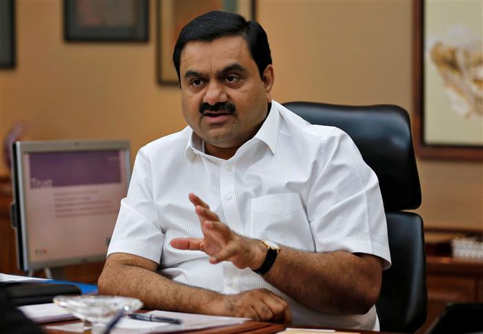 Sebi, DRI probing Adani Group firms, Lok Sabha told