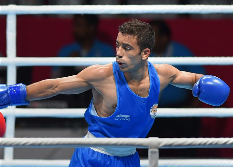 Bye for World No.1 Amit Panghal, 3 others at Tokyo Olympics