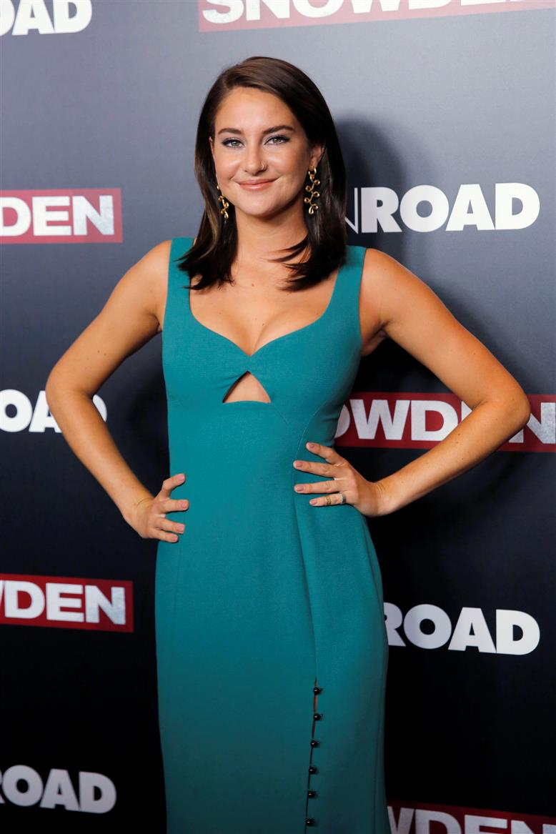 Shailene Woodley is in no rush to get married