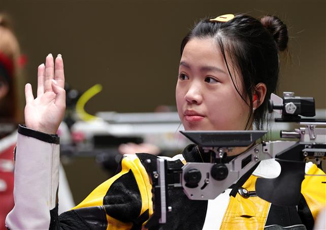 Tokyo Olympics: Chinese shooter Yang Qian wins first gold, Indian challenge fizzles out