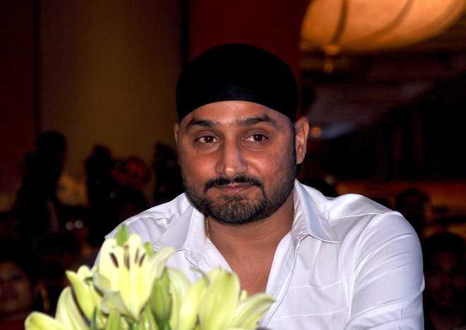 Harbhajan Singh wraps up shoot of debut film as lead actor