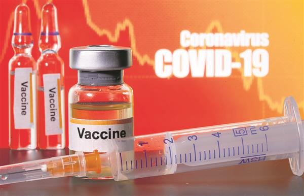 More than 3.20 crore vaccine doses currently available with states, UTs, private hospitals: Centre