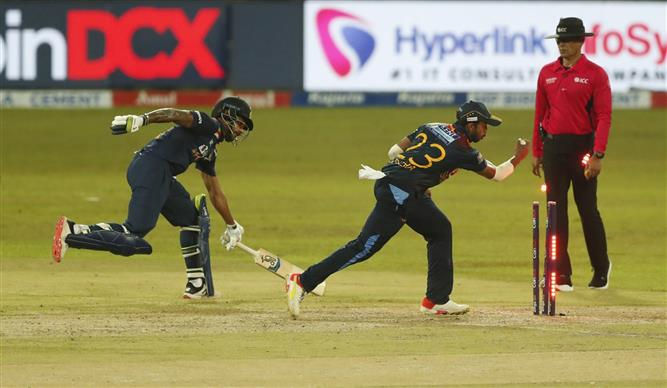 Second T20: Sri Lanka beat depleted India by 4 wickets to keep series alive  : The Tribune India