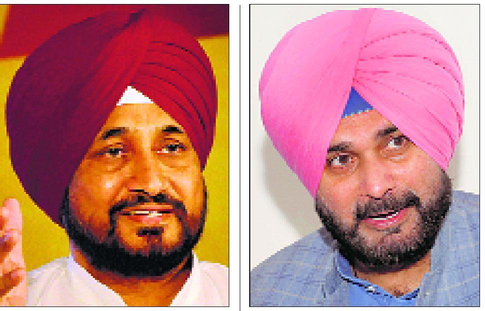 Charanjit Channi alleges bid to attack Navjot Sidhu in Chamkaur Sahib, blames cops