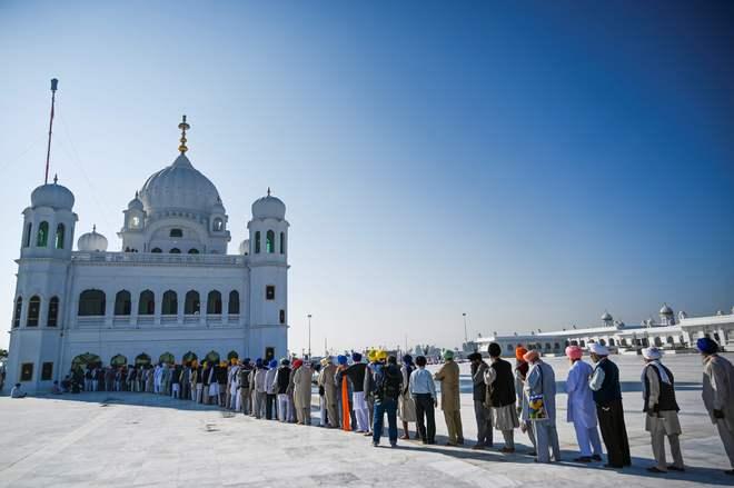 Pak Sikh body greets PCC chief Navjot Sidhu, hopes it will help re-open Kartarpur corridor